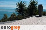 Composiet vlonderplanken grijs