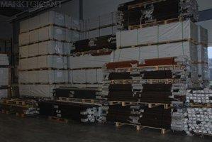12 m2 Opruiming All-in pakket Euro Composiet terras EuroGrey 150x25x2900