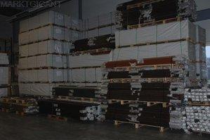 18 m2 Opruiming All-in pakket Euro Composiet terras EuroCotta 150x25x2200