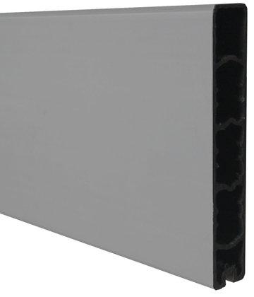 EURO WALL Los Composiet schutting top plank licht grijs 38x200x1840mm