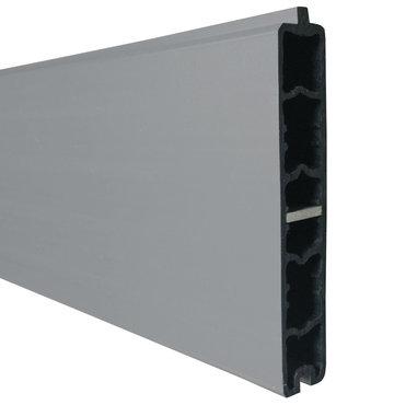 EURO WALL Los Composiet schutting deel licht grijs 38x200x1840mm